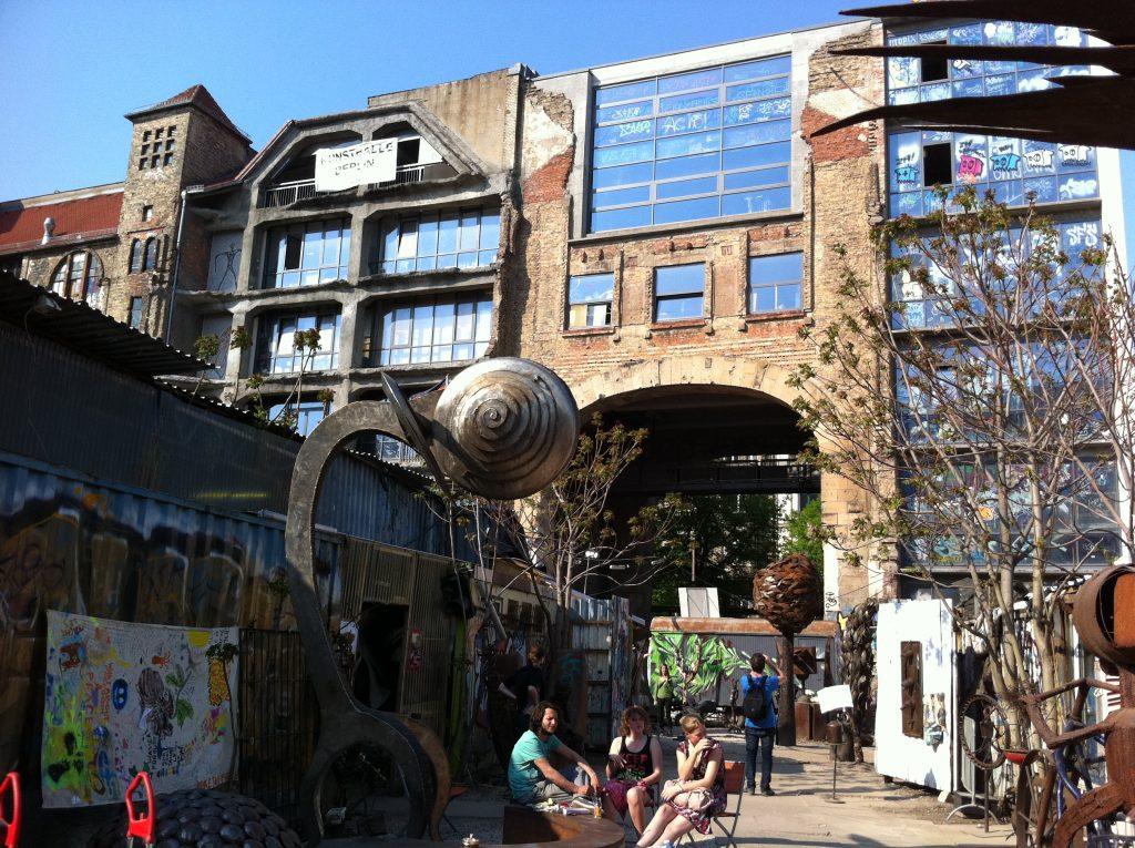 Berlin – går byudviklingen i den rigtige retning?