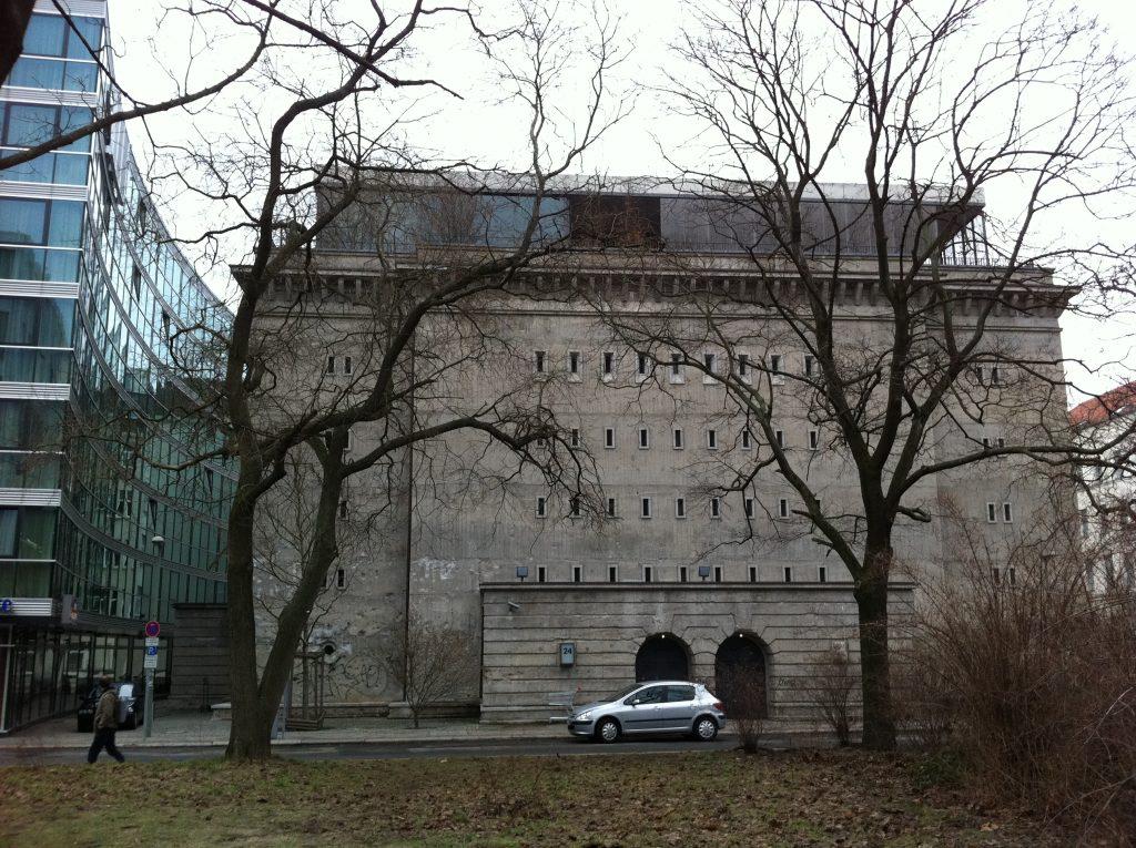 Sammlung Boros – kunstgalleri i den gamle Reichsbahnbunker