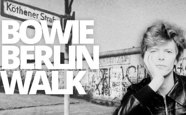 Berlin Bowie Walk – i David Bowies fodspor