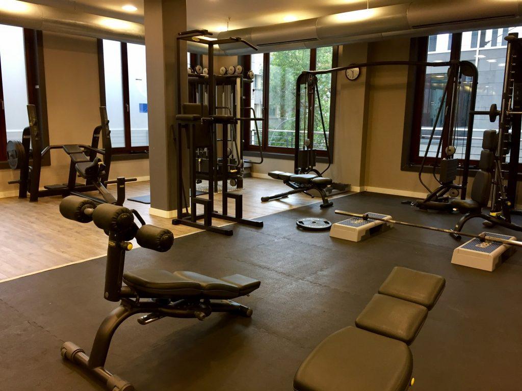 Fitness træning i Berlin
