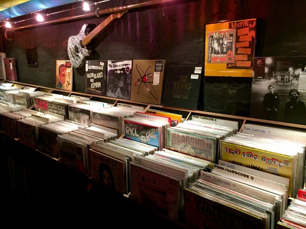 Fede pladebutikker i Berlin