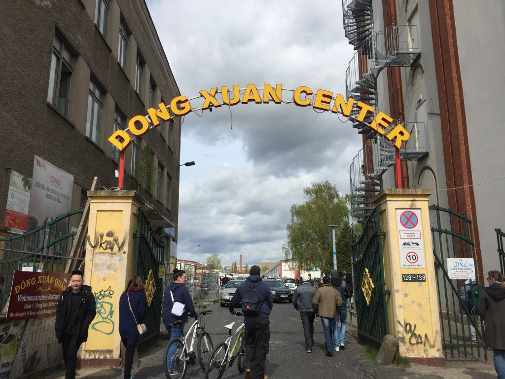 Dong Xuan Center – Asiatown i Berlin