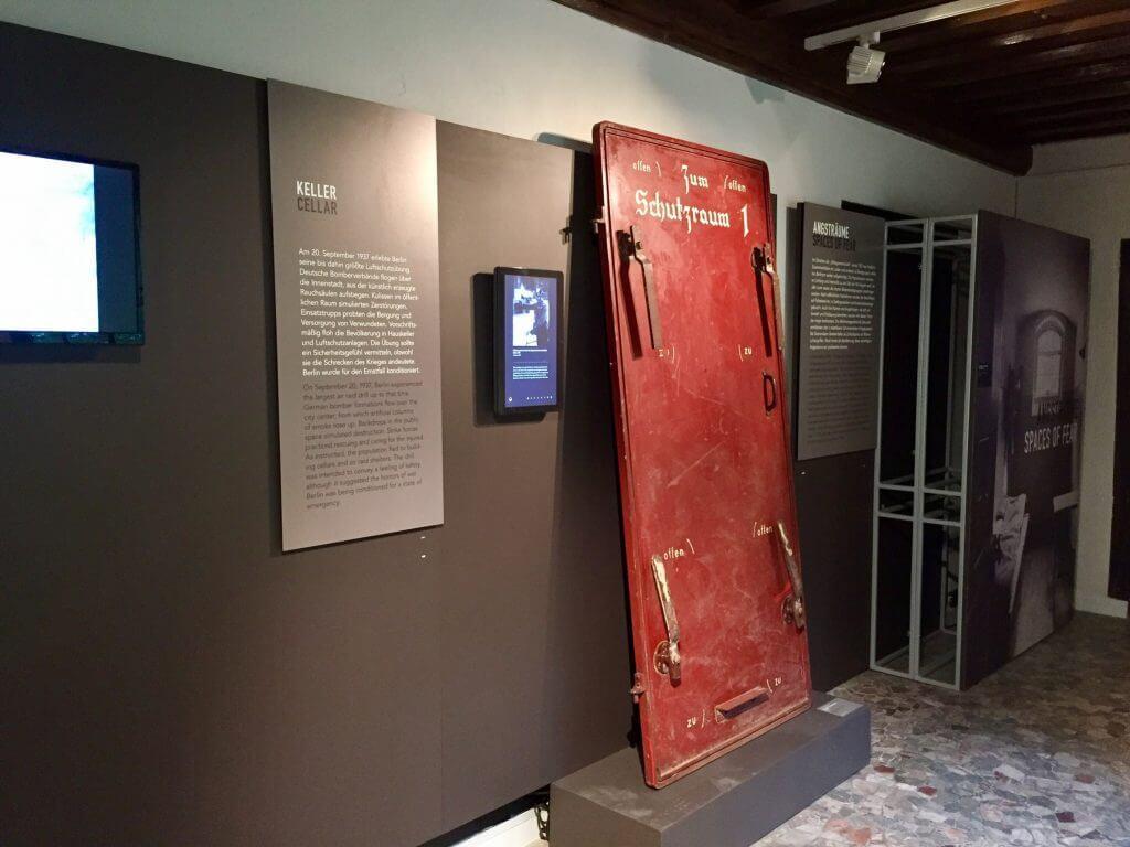 Berlin 1937 – I Morgendagens Skygge udstilling i 2017