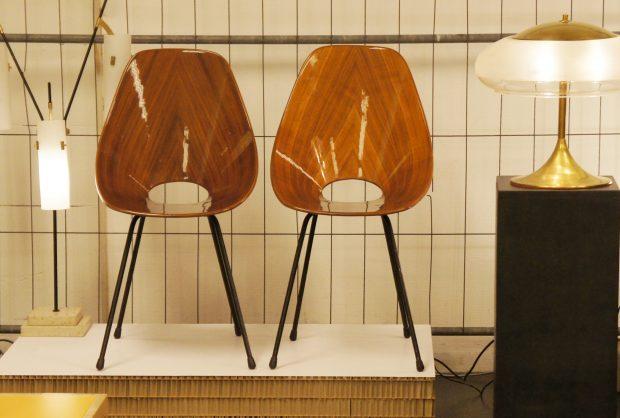 Vintage design på design Börse Berlin