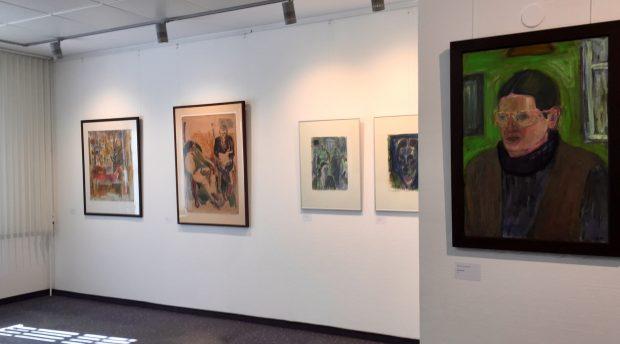 Kunstgallerier i Friedrichshain – Galerien an den Alleen