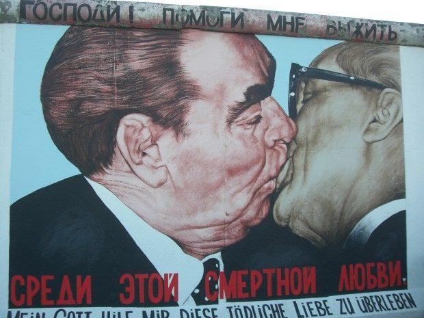 Berlinmurens historie: Den Kolde Krig