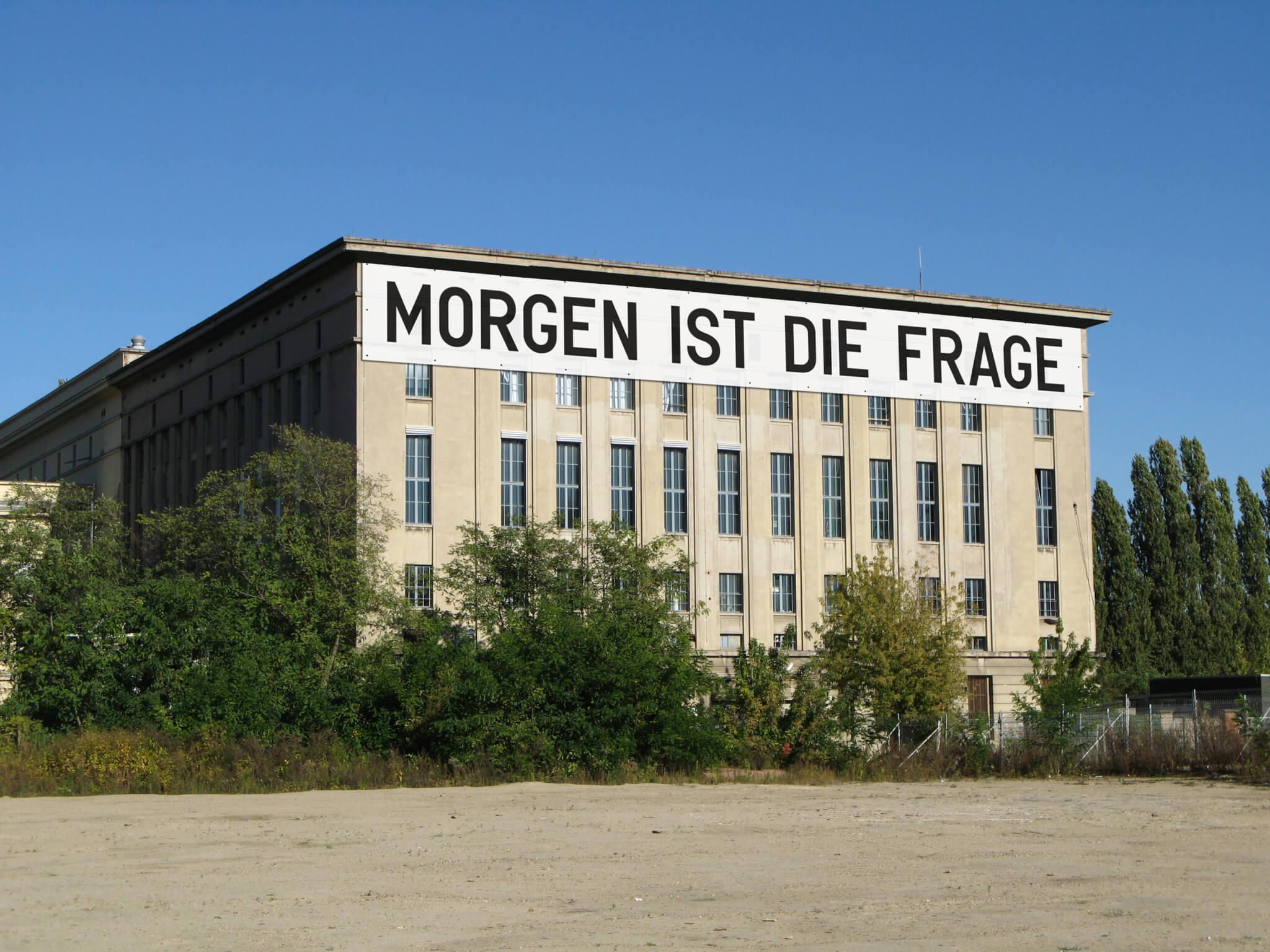 Boros Foundation kunstudstilling i Berghain