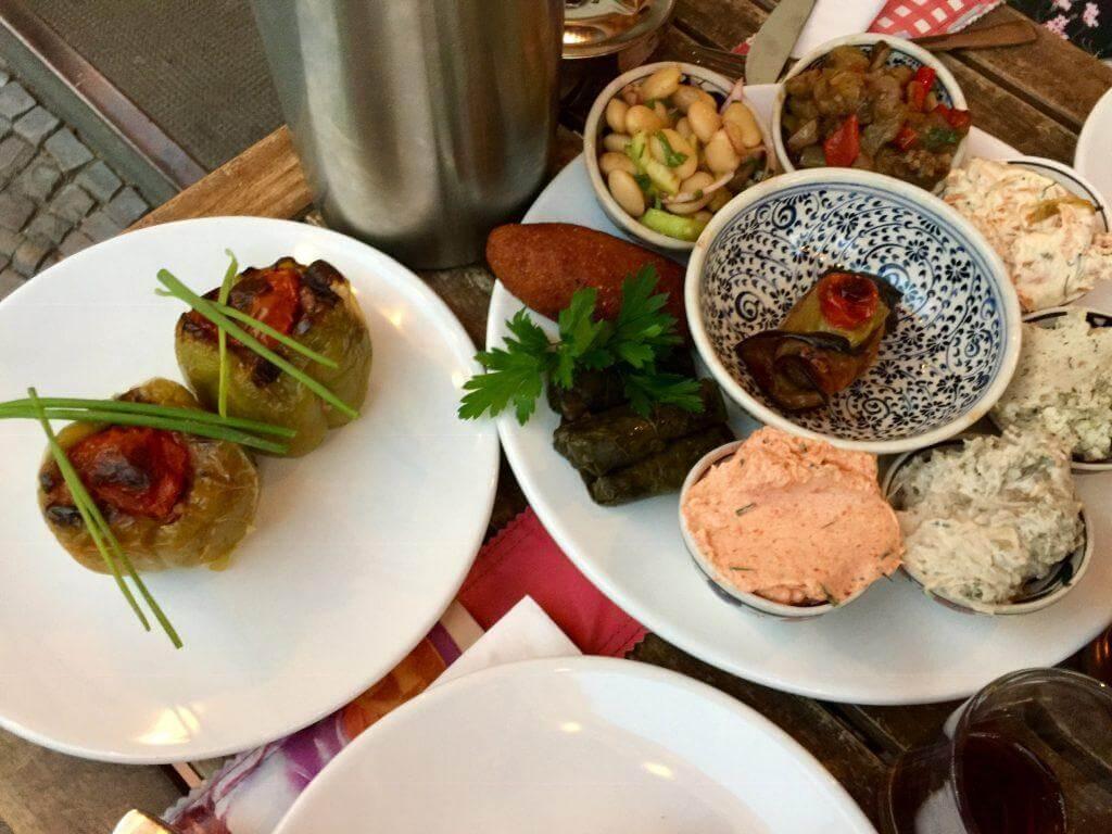 Meyan – middelhavs delikatesser og tyrkiske tapas