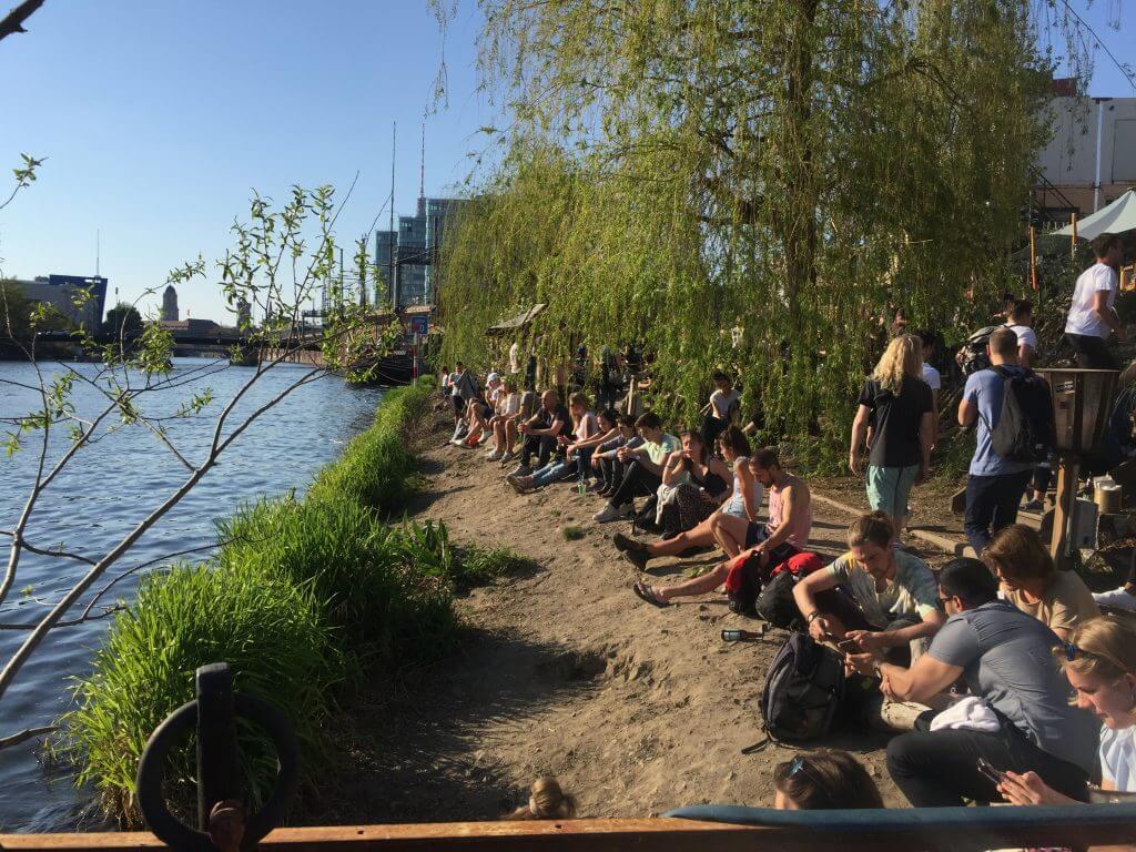 Sommer i Berlin