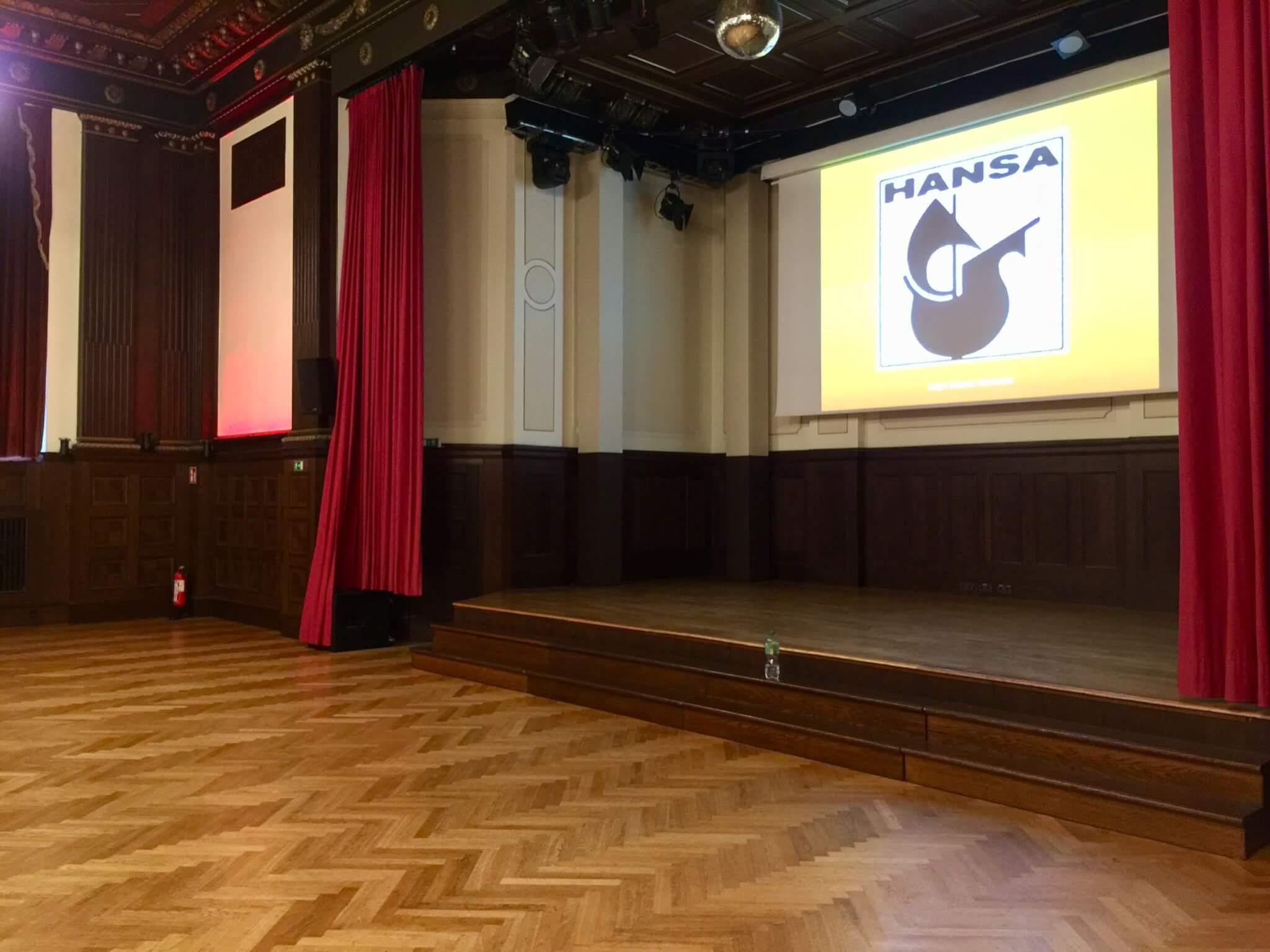 Hansa Studios – Hansa by the Wall